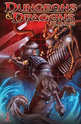 Dungeons & Dragons Classics (Softcover 200-260 pp) #2