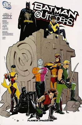 Batman y los Outsiders (2009-2010) (Grapa 72 pp) #1