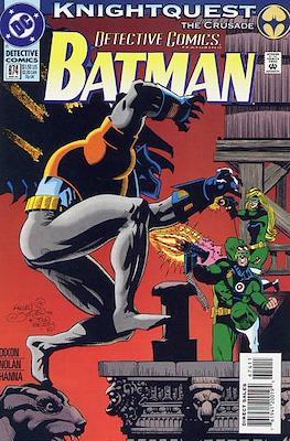 Detective Comics Vol. 1 (1937-2011; 2016-) (Comic Book) #674