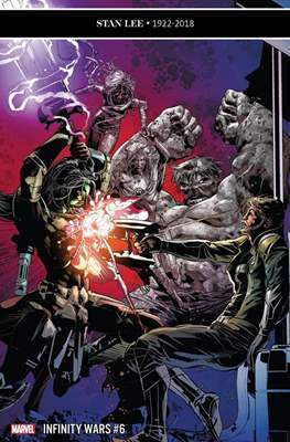 Infinity Wars (Comic book) #6