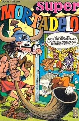 Super Mortadelo (Grapa, 52 páginas (1987)) #39