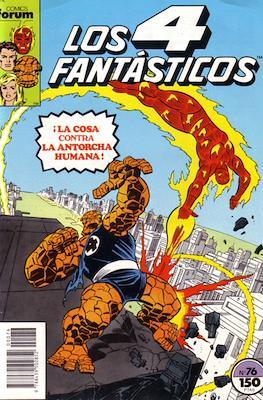 Los 4 Fantásticos Vol. 1 (1983-1994) (Grapa 36-32-24 pp) #76