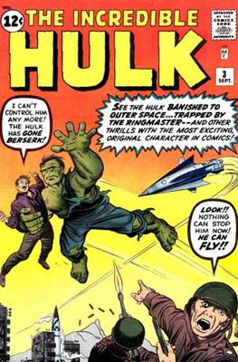 The Incredible Hulk Vol. 1 (1962-1999) #3