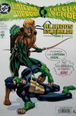Linterna Verde / Flecha Verde: Aliados Esmeralda (Grapa) #2