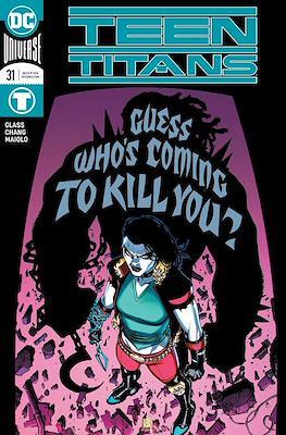 Teen Titans Vol. 6 (2016-) (Comic Book) #31