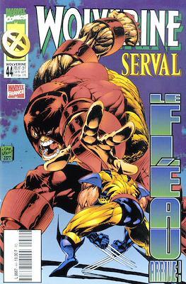 Serval / Wolverine Vol. 1 (Agrafé) #44