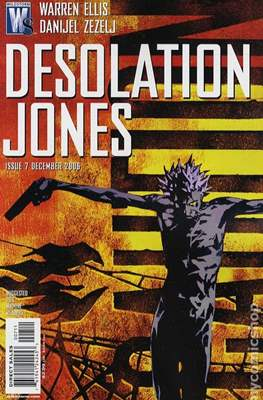 Desolation Jones (Grapa) #7