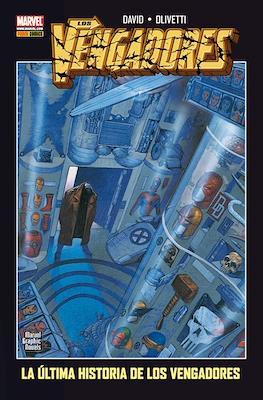 La última historia de Los Vengadores. Marvel Graphic Novels