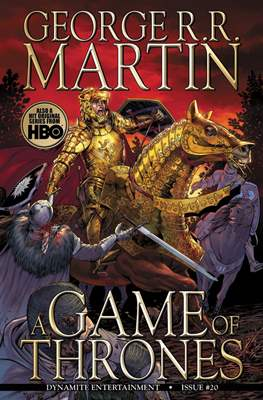 A Game of Thrones (Grapa) #20