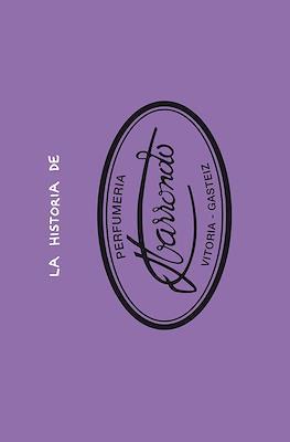 La historia de perfumería Ibarrondo