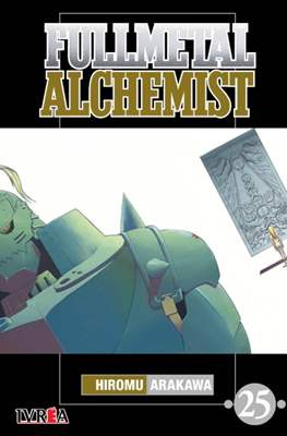 Fullmetal Alchemist (Tankoubon) #25
