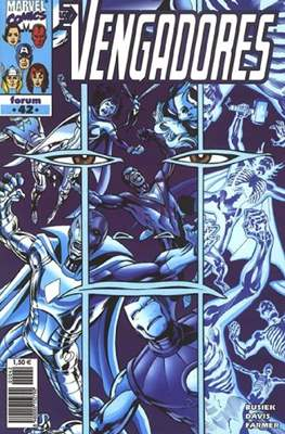 Los Vengadores vol. 3 (1998-2005) (Grapa. 17x26. 24 páginas. Color. (1998-2005).) #42