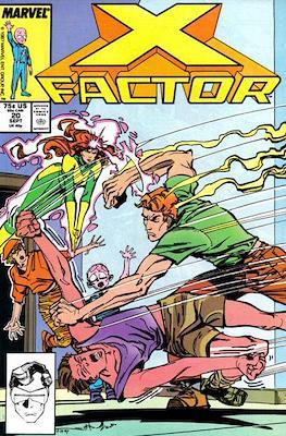 X-Factor Vol. 1 (1986-1998) (Comic Book) #20