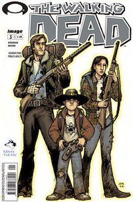 The Walking Dead (Grapas) #2