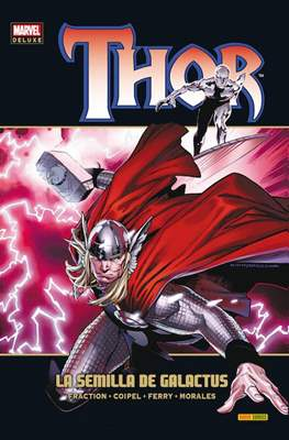 Thor. Marvel Deluxe (Cartoné) #6