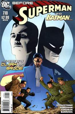 Superman Vol. 1 / Adventures of Superman Vol. 1 (1939-2011) (Comic Book) #710
