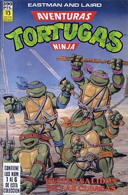 Aventuras Tortugas Ninja (Retapado, rústica) #1