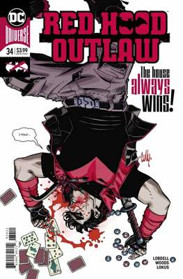 Red Hood and the Outlaws Vol. 2 (Comic Book) #34