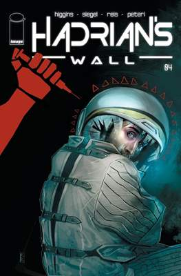Hadrian's Wall (Comic-book) #4