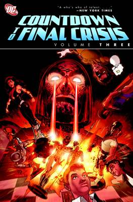 Countdown to Final Crisis (Softcover) #3