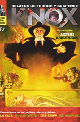 Knox (Revista 52 pp) #1