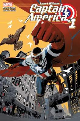 Captain America: Sam Wilson