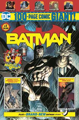Batman DC 100-Page Giant (Walmart Edition)