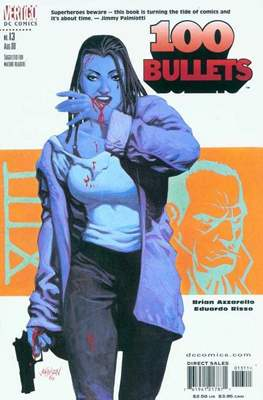 100 Bullets (Comic Book) #13