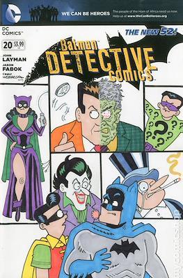 Batman Detective Comics Vol. 2 (2011-2016 Variant Cover) #20.2