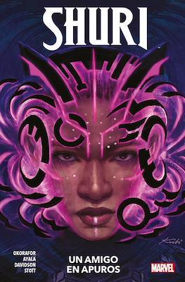 Shuri. 100% Marvel (Rústica 112 pp) #2