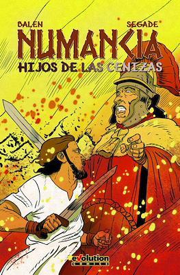 Numancia Hijos de las cenizas (Cartoné 112 pp) #