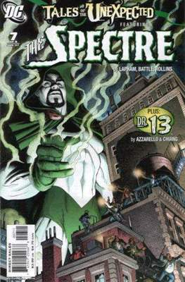 Tales of the Unexpected featuring The Spectre #7