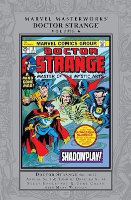 Marvel Masterworks: Doctor Strange (Hardcover) #6
