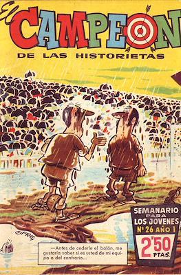 El Campeón (1960) (Grapa) #26