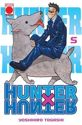 Hunter x Hunter (Rústica) #5