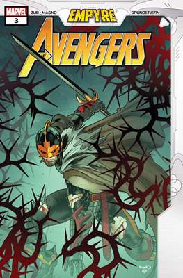 Empyre - The Avengers (Comic Book) #3