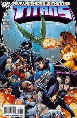 Titans Vol. 2 (2008-2011) #8