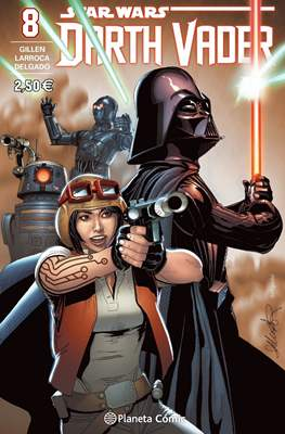Star Wars: Darth Vader (Grapa 32 pp) #8
