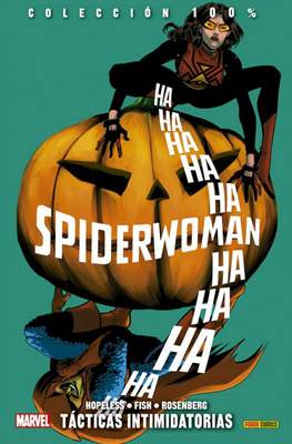 Spiderwoman (2015-2017). 100% Marvel (Rústica 112 pp) #5