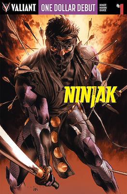 One Dollar Debut: Ninjak # 1