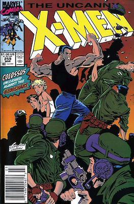 The Uncanny X-Men (1963-2011) (Comic-Book) #259