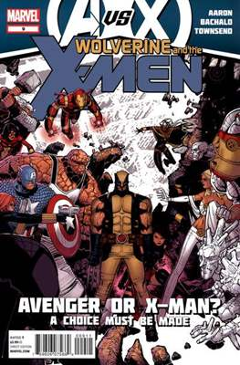 Wolverine and the X-Men Vol. 1 (Comic-Book) #9