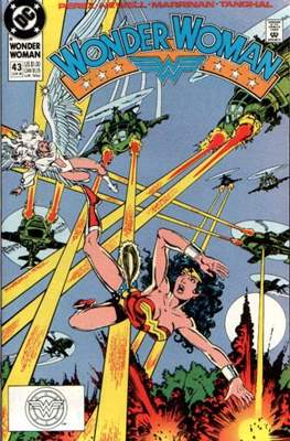 Wonder Woman Vol. 2 (1987-2006) (Comic Book) #43
