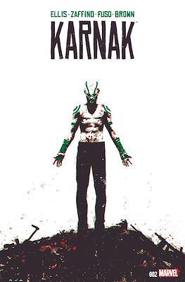 Karnak (Comic Book) #2