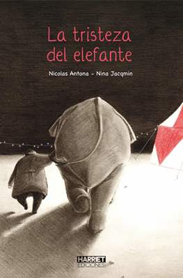 La tristeza del elefante (Cartoné 80 pp) #