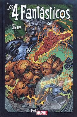 Los Cuatro Fantásticos: Heroes Reborn. Best of Marvel