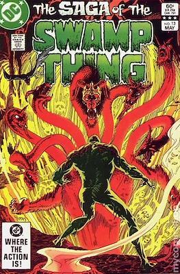 Swamp Thing (1982-1996) #13
