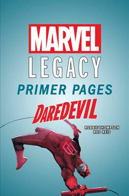 Daredevil: Marvel Legacy Primer Pages