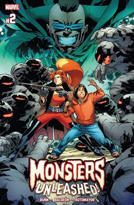 Monsters Unleashed (2017-...) #2