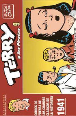 Terry y los Piratas. Biblioteca Grandes del Cómic #9